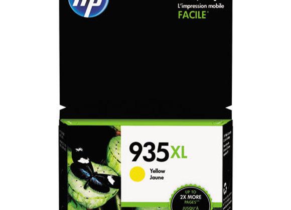 HP 935XL, (C2P26AN) High-Yield Yellow Original Ink Cartridge