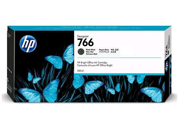 HP 766F 300ML YELLOW INK CARTRIDGE