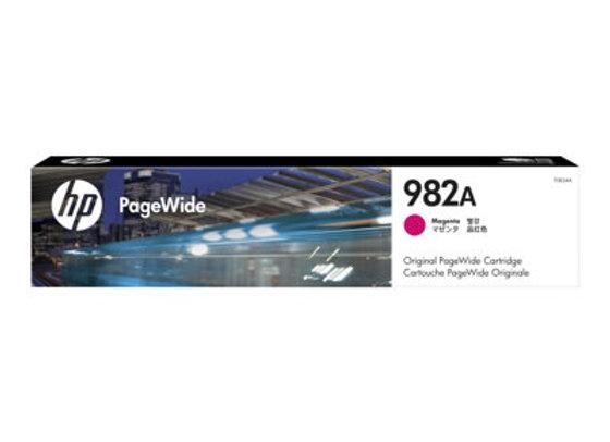 HP 982A Magenta Original PageWide Cartridge, T0B24A