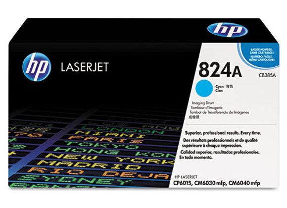HP 824A Cyan LaserJet Image Drum, CB385A