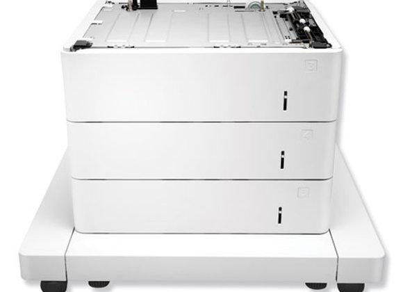 HP LaserJet 3x550-sheet Paper Feeder with Cabinet, J8J93A