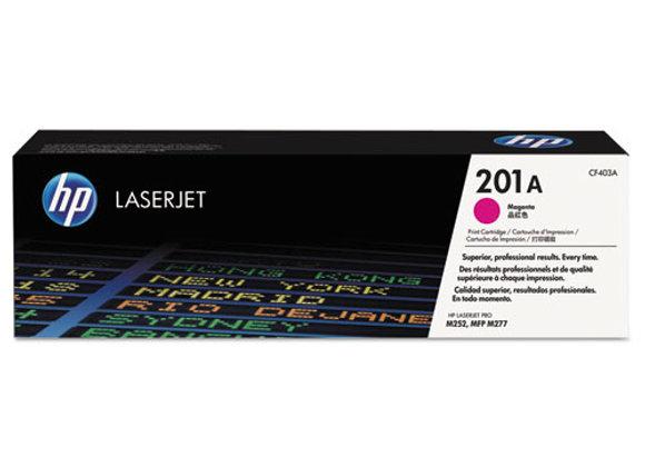 HP 201A Magenta Original LaserJet Toner Cartridge, CF403A