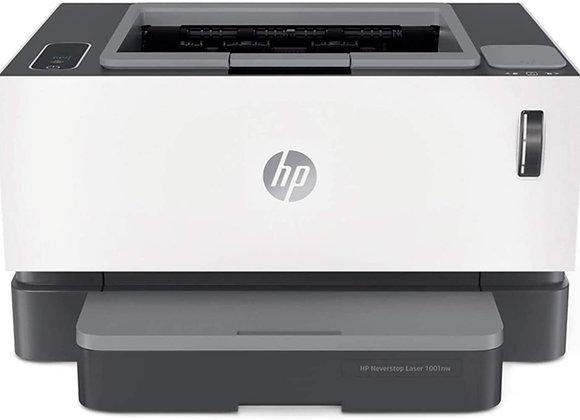 HP NEVERSTOP 1001nw Cartridge-Free Laser Tank - Printer - B/W - Laser (5HG80A)