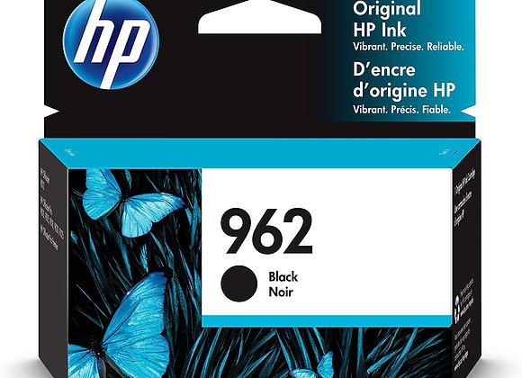 HP 962 BLACK ORIGINAL INK CARTRIDGE