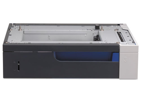 HP Color LaserJet 500-sheet Paper Tray, CE860A