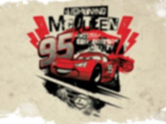 Lightning McQueen Graphic