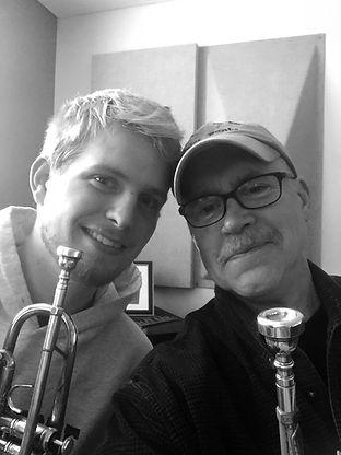 Trumpet lessons.