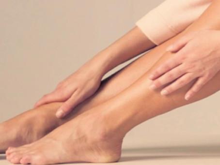 Soin jambes légères