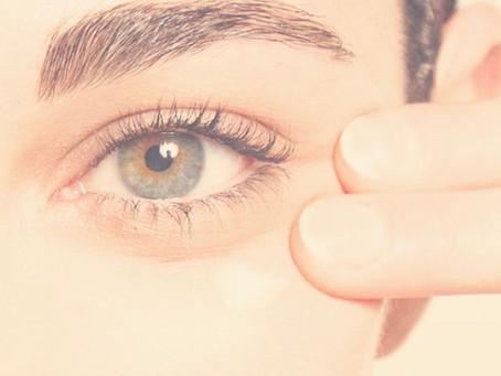 Le soin contour des yeux