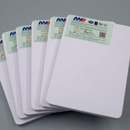 PVC Foam Board Description