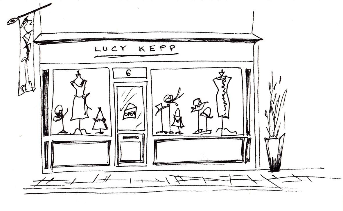 BOUTIQUE Lucy Kepp
