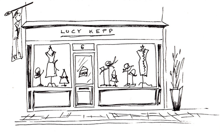 BOUTIQUE Lucy Kepp