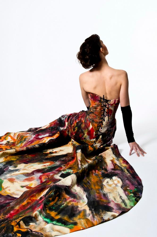 Robe ART MODE et VIN