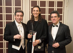 Irene wins the 2015 Respighi Award!
