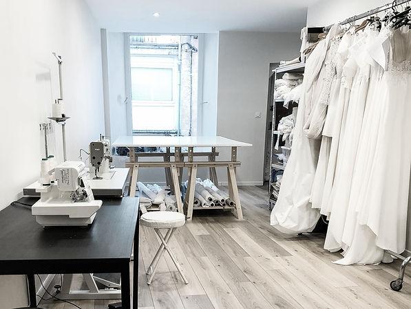 Atelier robe de mariée