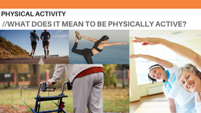 What Does it *Really* Mean to be Physically Active?