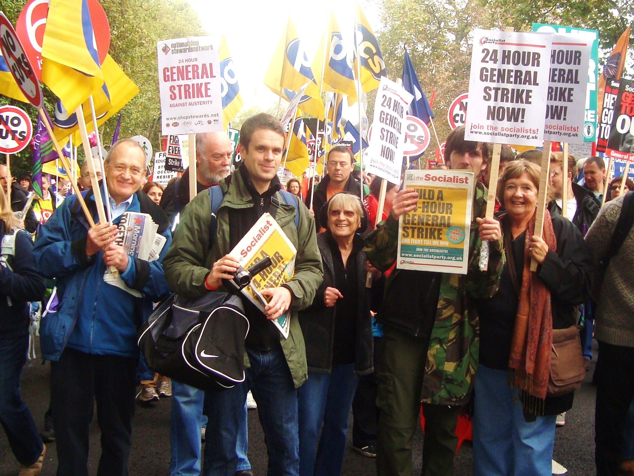 20.10.'12.TUC March for Jobs.JPG