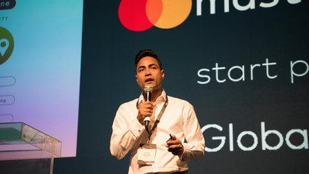 Start Path Global Summit, Mastercard