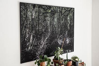 Trochon papier + frame