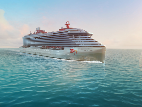 Case Study: Interior Architects & Virgin Voyages