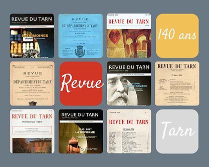 140 ans de la Revue du Tarn - FACIT