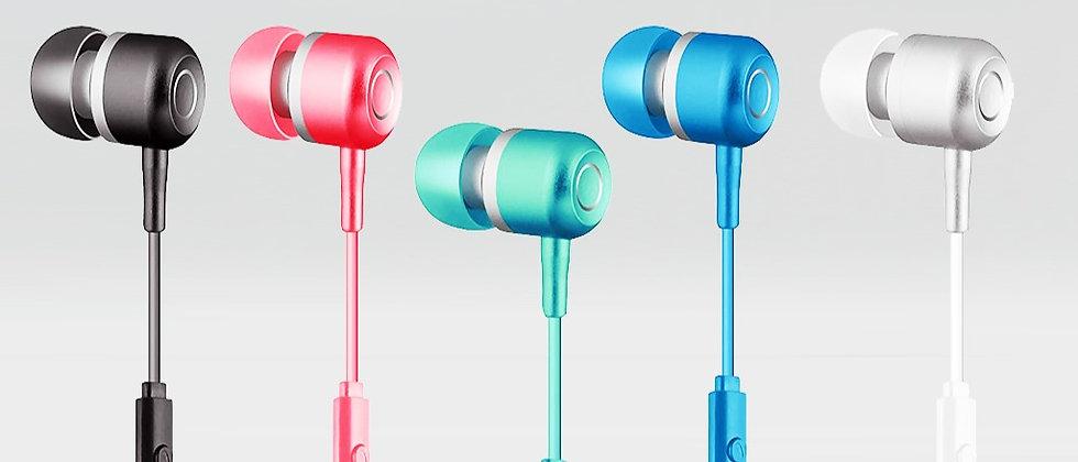אוזניות מטאליות