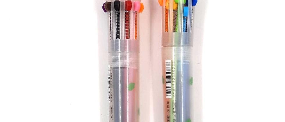 עט מחליף צבעים דינו
