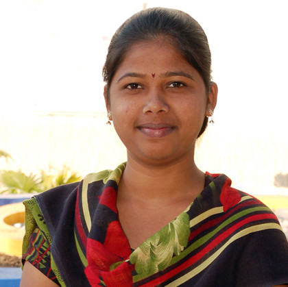 Shilpa is Project Manager of our Sehadhar project