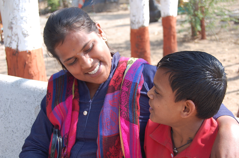 Sangeeta is popular with our children