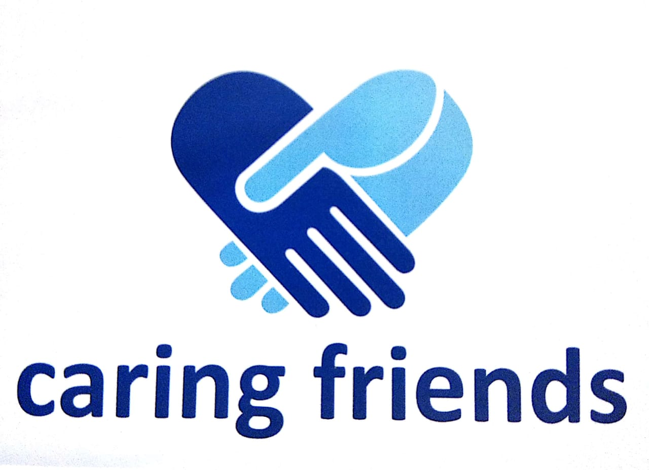Caring Friends new Logo