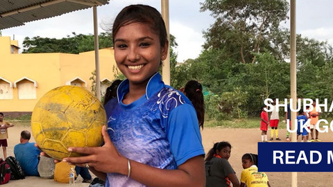 Help Shubhangi reach her goal