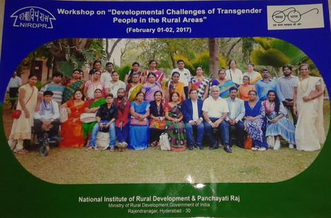 Focus on transgenders in rural society