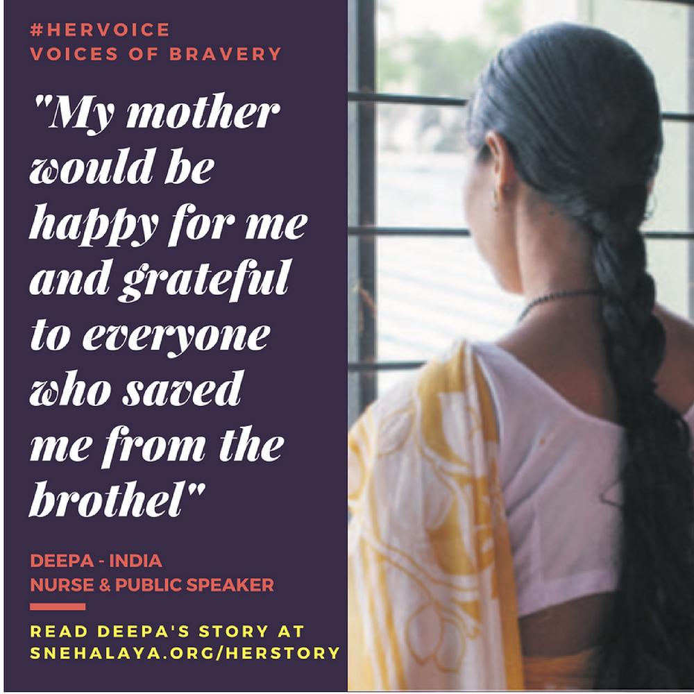 Deepa's story