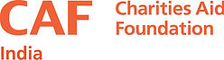 Charities Aid Foundation CAF India Logo