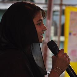 With Malala