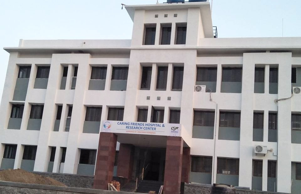 our new hospital
