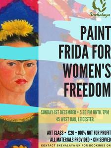 Paint for Frida