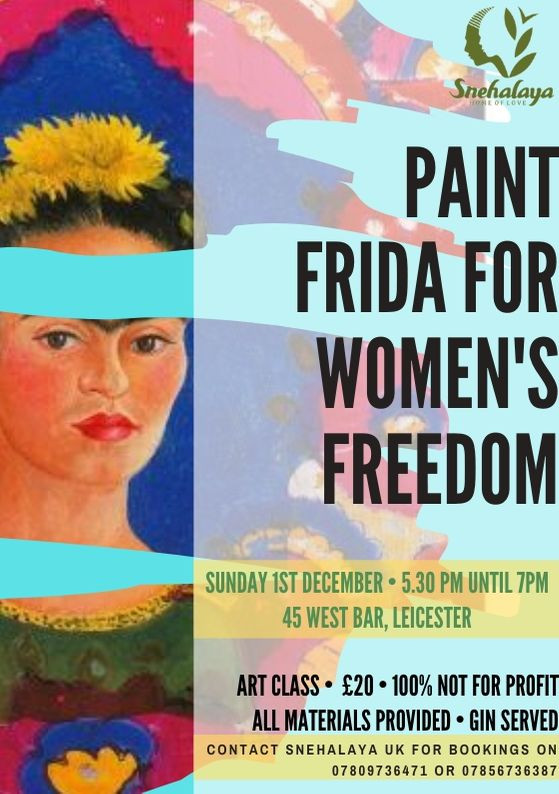 Paint for Frida