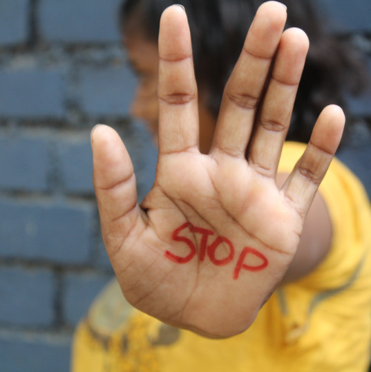 STOP TRAFFICKING NOW