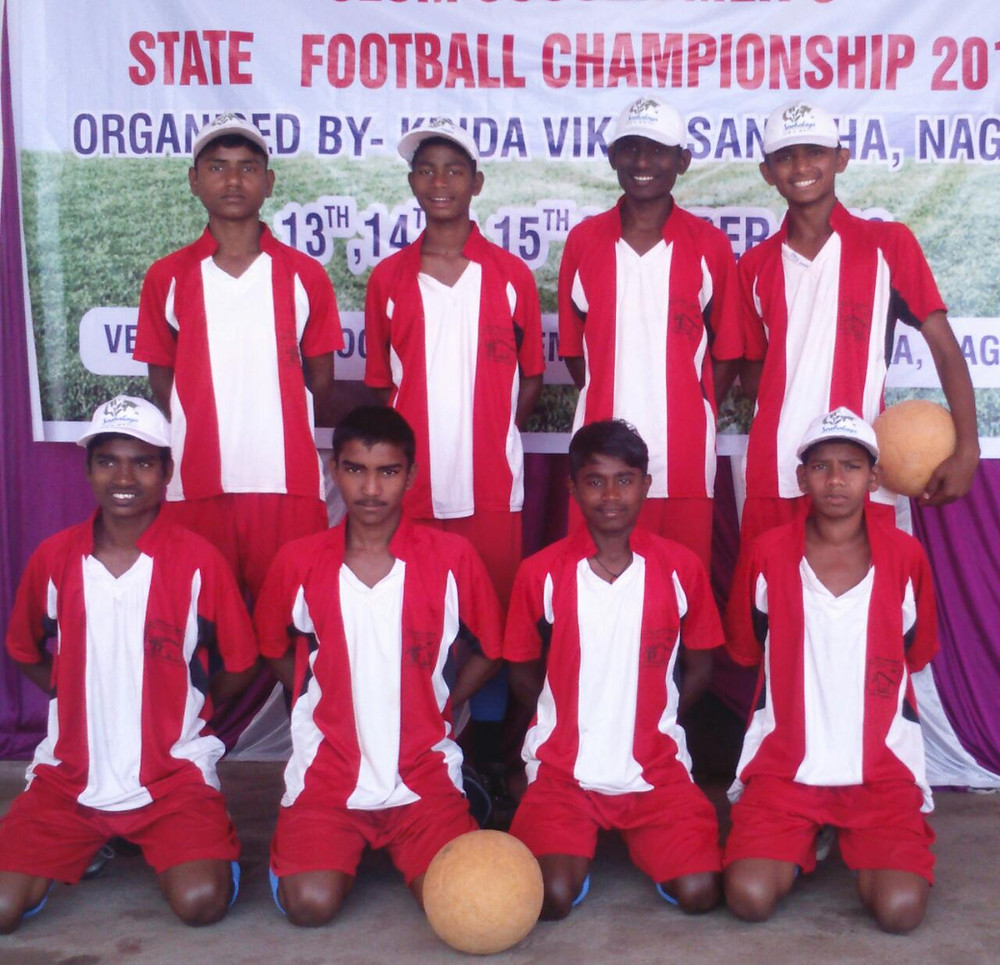 Our Sehalaya soccer team
