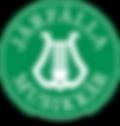 Logotyp för Järfälla musikkår