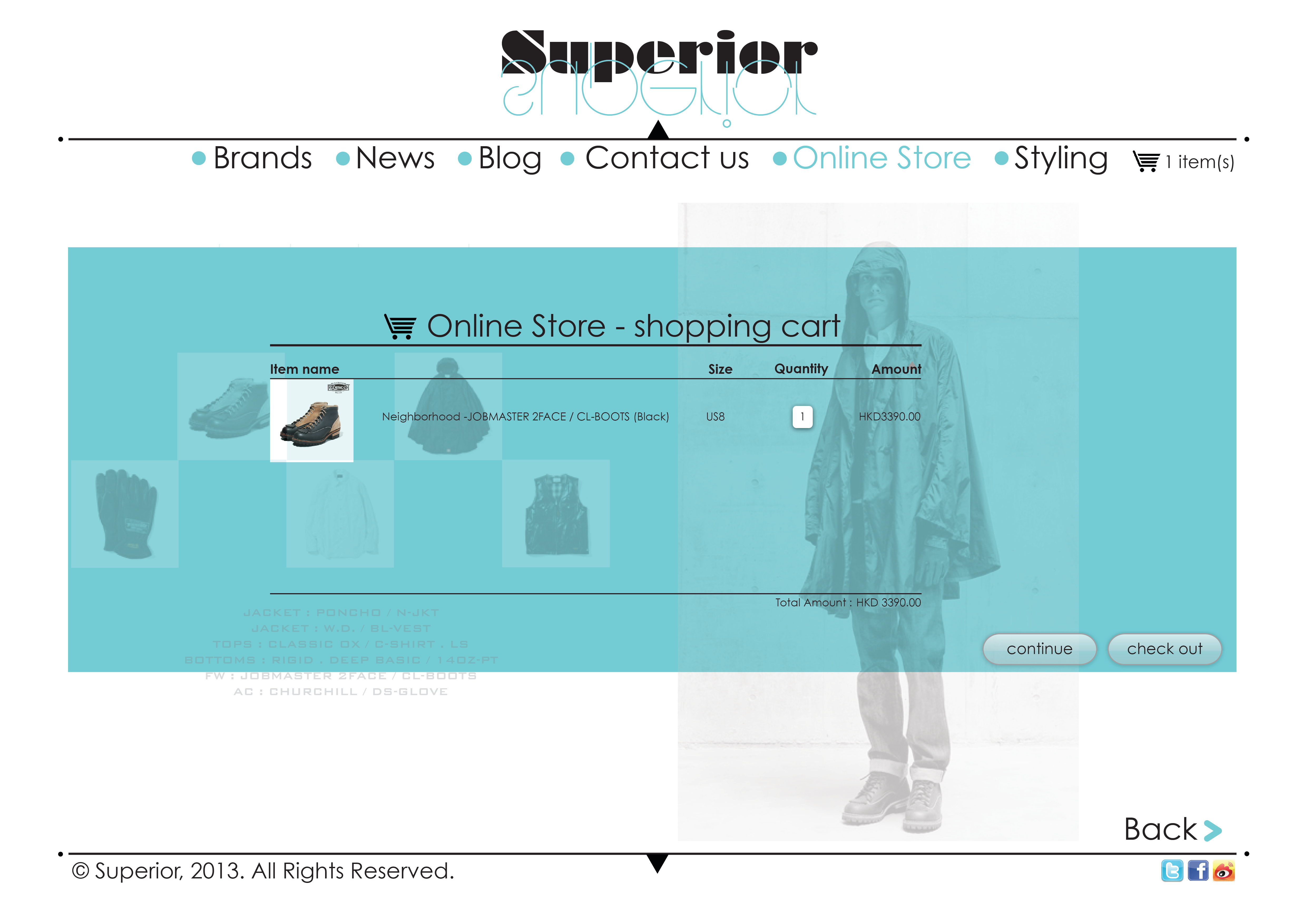 online store( payment part2 )