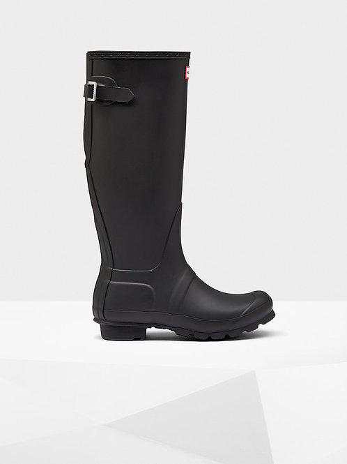 Botas Hunter tall ADJUSTABLE black