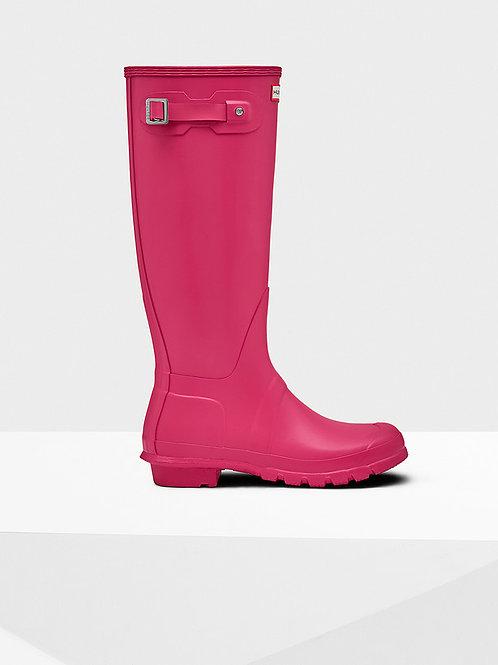 Botas Hunter original tall Pink