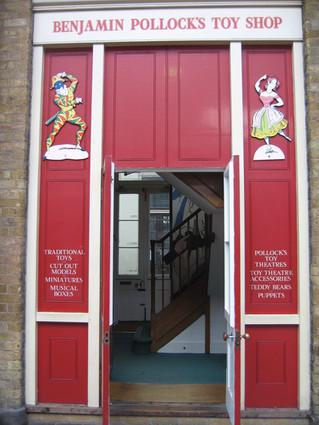 Benjamin Pollock's Toy Shop