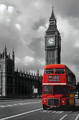 Moverte por Londres en bus