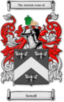 Sewell Family Crest