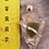 Thumbnail: Pfeilspitze aus Bergkristall mit integriertem Moldavit, von Starborncreations