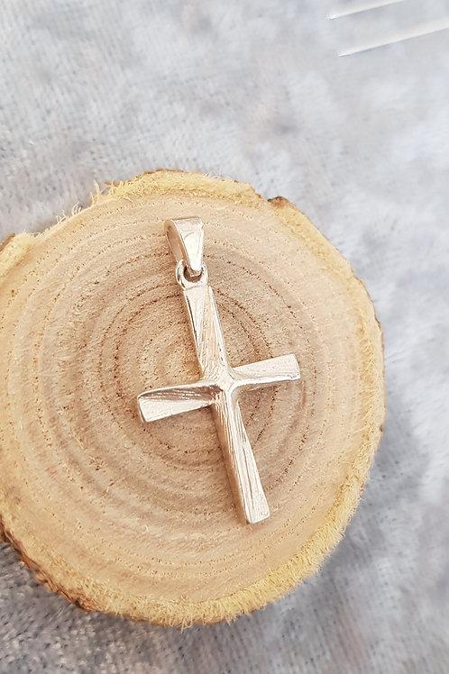 Kreuz Silber aus eigener Werkstatt
