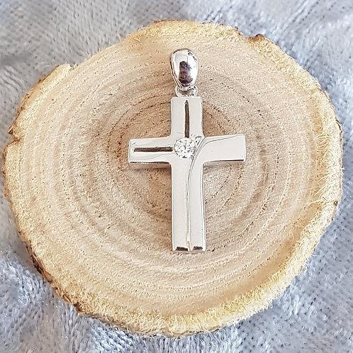 Kreuz, Silber